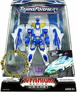 Transformers Hasbro Titanium Cybertron Heroes 6 Inch Diecast Scourge [War Within]