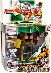Transformers Robot Masters RM-18  Road Rocket
