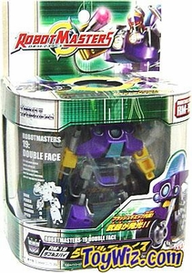 Transformers Robot Masters RM-19 Gen 2 Road Pig (Double Face)