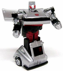 Worlds Smallest Transformers Series 2 Chase Silver Streak