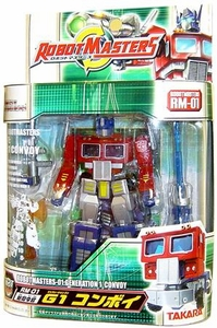 Transformers Robot Masters RM-01 G1 Optimus Prime