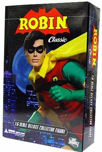 DC Direct 13 Inch Deluxe Collectors Action Figure Robin [Classic]