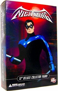 DC Direct 13 Inch Deluxe Collectors Action Figure Nightwing