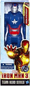 Iron Man 3 Titan Hero Series 12 Inch Action Figure Iron Patriot