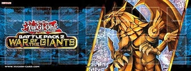 YuGiOh Card Supplies Battle Pack 2 War of The Giants Playmat The Winged Dragon of Ra