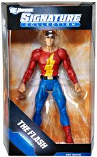 DC Universe Exclusive Signature Collection Action Figure Golden Age Flash