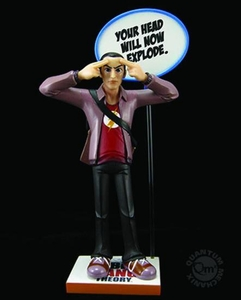 Big Bang Theory Q-Pop Figure Sheldon Pre-Order ships March