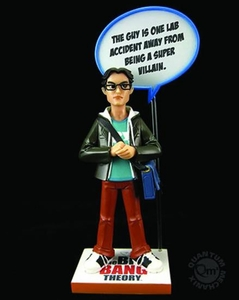 Big Bang Theory Q-Pop Figure Leonard Pre-Order ships April