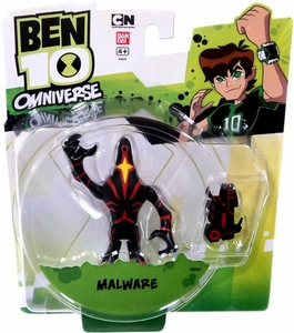 Ben 10 Omniverse 4 Inch Action Figure Malware