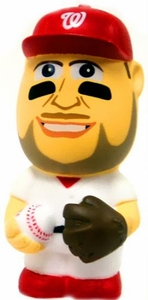 Topps Big League Minis Loose Mini Figure Bryce Harper  [White Uniform Variant]