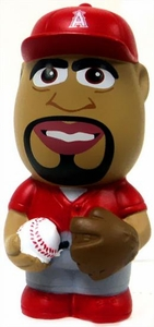 Topps Big League Minis Loose Mini Figure Albert Pujols [Red Uniform Variant]