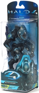 Halo 4 McFarlane Toys Series 2 Action Figure Elite Ranger [Unlocks Chill Storm Rifle Skin!]