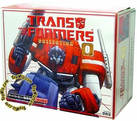 Transformers Takara Re-Issue Collector's Series #0 Optimus Prime RARE!