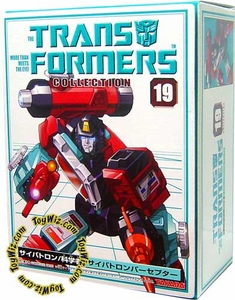 Transformers Takara Re-Issue Collector's Series #19 Perceptor