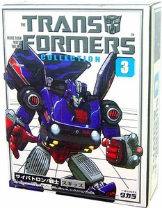 Transformers Takara Re-Issue Collector's Series #3 Skids BLOWOUT SALE!