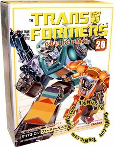 Transformers Takara Re-Issue Collector's Series #20 Kup & Wheelie