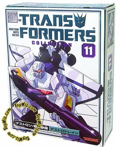 Transformers Takara Re-Issue Collector's Series #11 Astrotrain