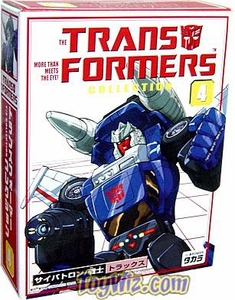 Transformers Takara Re-Issue Collector's Series #4 Tracks