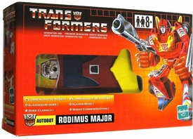 Transformers Hasbro Commemorative Series I Action Figure Rodimus Major