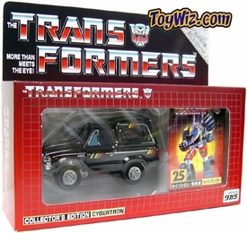 Transformers Takara Re-Issue Collector's Edition #25 Trailbreaker