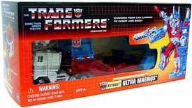 Transformers Hasbro Commemorative Series I Action Figure Ultra Magnus [City Commander]