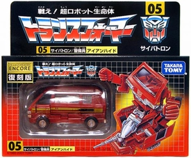Transformers Takara / Tomy Renewal Packaging Encore 2007 #05 Ironhide