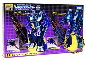 Transformers Japanese TomyTakara Re-Issue Renewal Encore #11 Skywarp & Thundercracker