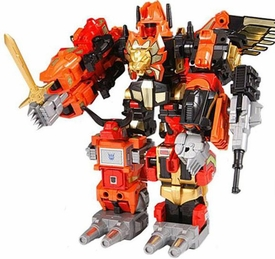 Transformers Takara 2010 Re-Issue Boxed Set Predaking