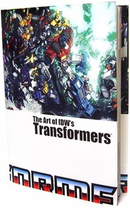 The Art of IDW's Transformers Hardcover