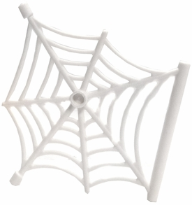 LEGO Spider-Man LOOSE Accessory White Spider Web on Bar