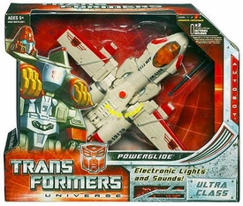 Transformers Universe Ultra Figure Powerglide