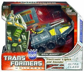 Transformers Universe Ultra Figure Onslaught