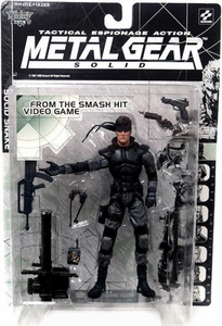 McFarlane Toys Metal Gear Solid Action Figure Solid Snake [Random Package!]