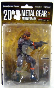 Metal Gear Solid Medicom 7 Inch Series 1 Collectible Figure Snake [MGS3]