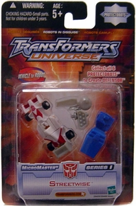 Transformers Universe Micromasters Series 1 Protectobots Figure Streetwise