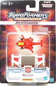 Transformers Universe Micromasters Series 4 Aerialbots Ro-Tor