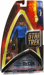 Art Asylum Star Trek The Original Series Action Figure Wave 1 Dr. McCoy