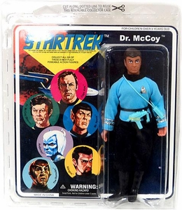 Diamond Select Star Trek Original Series Series 3 Cloth Retro Action Figure McCoy