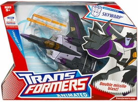 Transformers Animated Voyager Figure Skywarp