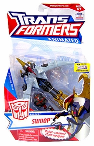 Transformers Animated Deluxe Figure Swoop