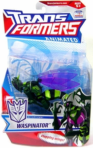 Transformers Animated Deluxe Figure Waspinator