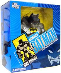 DC Direct Uni-Formz Limited Editon Vinyl Figure Armored Batman