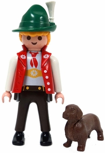 Playmobil Fi?ures Series 2 LOOSE Mini Figure Hansel