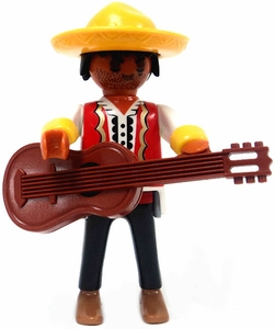 Playmobil Fi?ures Series 2 LOOSE Mini Figure Mariachi Musician
