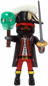 Playmobil Fi?ures Series 2 LOOSE Mini Figure Voodoo Pirate