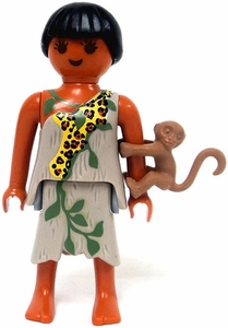 Playmobil Fi?ures Series 2 LOOSE Mini Figure Jungle Girl