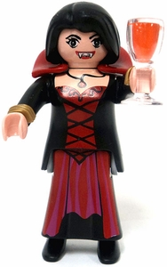 Playmobil Fi?ures Series 2 LOOSE Mini Figure Female Vampire