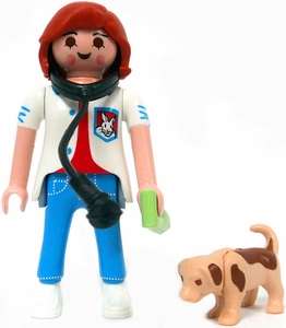 Playmobil Fi?ures Series 2 LOOSE Mini Figure Veterinarian