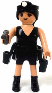 Playmobil Fi?ures Series 2 LOOSE Mini Figure Secret Agent Cave Explorer