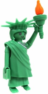 Playmobil Fi?ures Series 3 LOOSE Mini Figure Lady Liberty